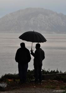 Vista desde Algeciras - territorios - maldonado