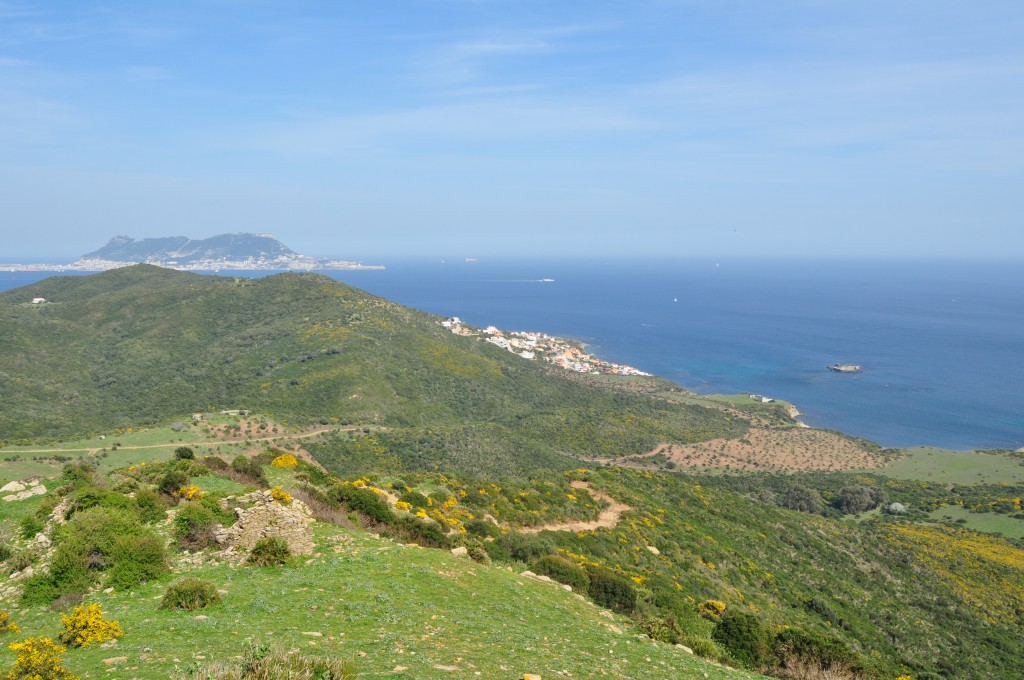 Getares, Algeciras - territorios- maldonado