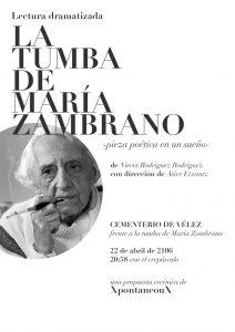 versos María Zambrano